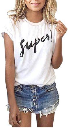 Amlaiworld Donna Jumpsuit Estate Casual Girocollo Manica Corta Sciolto Tinta Unita Tuta Elegante Pantaloncini