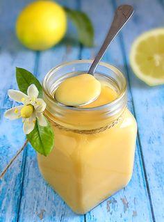 Lemond Curd, Salsa Ranch, Salsa Dulce, Lemon Curd Recipe, Homemade Lemonade, Thermomix Desserts, Chicken Salad Recipes, Sans Gluten, Antipasto