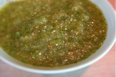 10 Green Chile Recipes That Turn Up the Heat: Salsa Verde