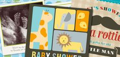 Shutterfly Promo Code: Baby Shower Invitations 40% Discount or Free Shipping