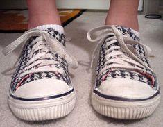 Shoe Reconstruction