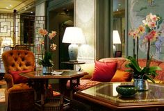 Mr & Mrs Smith - Hôtel Daniel