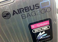 Bag2Go, la maleta que casi puede viajar sola http://www.xataka.com/p/107739