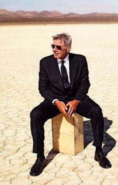 Harrison Ford est un acteur américain né le 13 juillet 1942 à Chicago (Illinois). #HarrisonFord