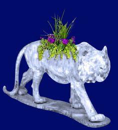 Tiger- Samba Tiger Planter