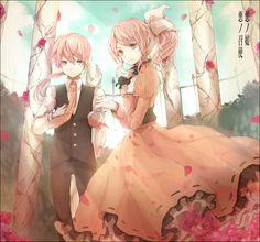 #vocaloid #anime #servant_of_evil #daughter_of_evil