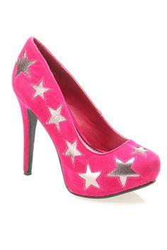 <3 Pink && Stars!!! <3