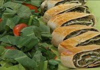 Platos Latinos, Blog de Recetas, Receta de Cocina Tipica, Comida Tipica, Postres Latinos: Arrollado de Acelga - Recetas Argentinas - Argentina recipes