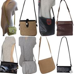 Get Low Monthly Payments For Gently Used And New With Tags Designer Handbags Like These Cross Body Bags