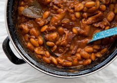 BonAppetite's 10 Pressure Cooker Recipes, including cheesecake, beans, pulled pork....