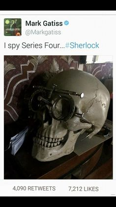 Sherlock - stop playing with my heart, Mark.... I need it NOW!