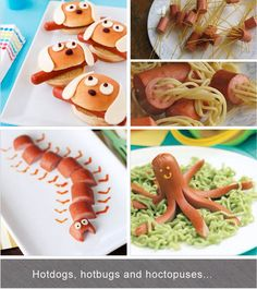 Fun (and healthy) Party Food For Kids - Birthday party supplies and ideas - Little Party Pack