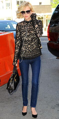 LOVE january jones' style