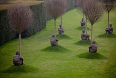 Conheça mais de 40 esculturas incríveis que estão espalhadas pelo mundo | Virgula