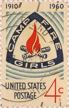 camp fire girls