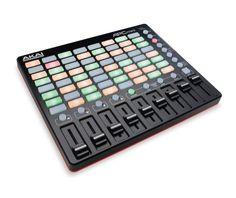 Akai APC Mini – Controlador Midi   Blupointmusic