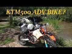 (2) KTM 500exc ADV bike mods ? - YouTube