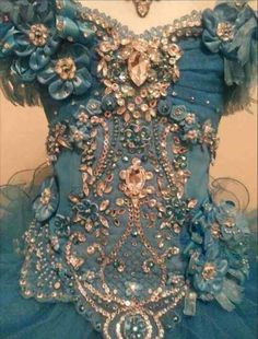 National Level Mega Glitz Designs By Holly Pageant Dress Glitz Pageant, Pageant Wear, Girls Pageant Dresses, Beauty Pageant, Beaded Embroidery, Ruffle Blouse, Pageants, Costumes, My Style