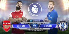 Prediksi Arsenal vs Chelsea - 4 Januari 2018 02:45 WIB
