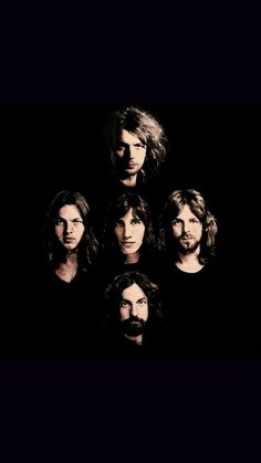 Pink Floyd with Sid Barret