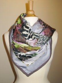 Hirundo Scarf by Amet & Ladoue