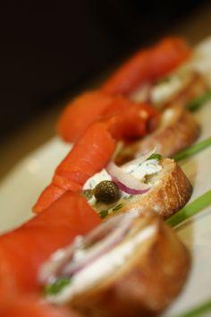 amuse bouche recipes | Smoked Salmon Amuse Bouche | Sammy G's Kitchen