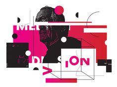 Med Div2 by Matt Pamer #Design Popular #Dribbble #shots
