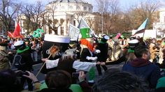 St. Patrick's Day in Bucharest - http://bucharest-travel.com/about-us-bucharest-travel/