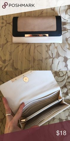 Urban Outfitters wallet Snap wallet that holds what seems to be almost everything!! From Urban great deal!!! Urban Outfitters Bags Wallets