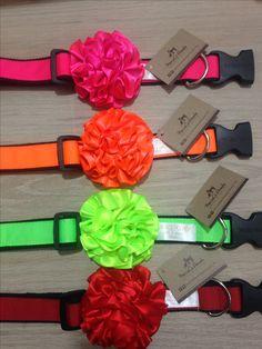 Collar Rosa Talla XL Ref 106 Talla M Ref 02 Talla L Ref 03