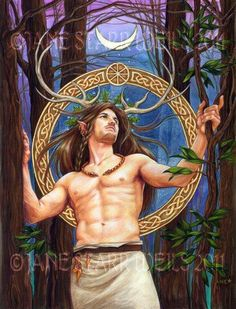 wicca deus cernunnos - Pesquisa Google