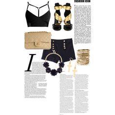 Fashion icon Style Icons, Polyvore, Fashion, Moda, Fasion