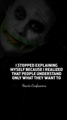 Joker Quotes, get some inspirations from these inspirational life quotes; Most memorable quotes from Joker, a movie based on film. Find important Joker Quotes from film. Joker Quotes about who is the joker and why batman kill joker. Karma Quotes, Reality Quotes, Wise Quotes, Movie Quotes, Words Quotes, Inspirational Quotes, Sayings, Swag Quotes, Famous Quotes