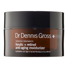 Shop Dr. Dennis Gross's Ferulic + Retinol Anti-Aging Moisturizer at Sephora…