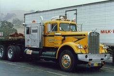 Late 50s Kenworth classic needle nose