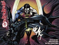 batman, superman, injustice