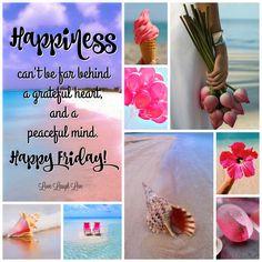 Happy Friday....Good Morning