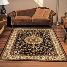 MEDALLION TRADITIONAL FLOOR RUGS WITH BORDER Border Rugs, Traditional Rugs, Rugs Online, Animal Print Rug, Colours, Flooring, Floor Rugs, Classic, Modern