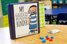 guided reading MADE EASY....GENIUS!!!!!