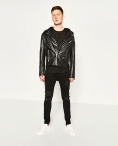 Image 1 of SKINNY FIT JEANS from Zara