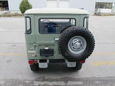 toyota-land-cruiser-fj40-1970-4×4-rare-clean-frame-off-restoration-green-japan-s | Land Cruiser Of The Day!