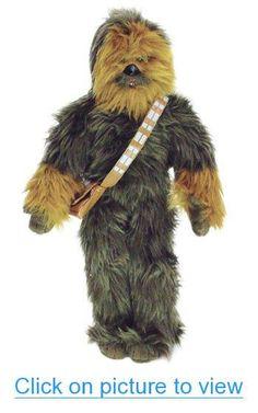 Star Wars Chewbacca Poseable Plush #Star #Wars #Chewbacca #Poseable #Plush