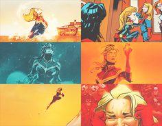 Carol Danvers (Captain Marvel)