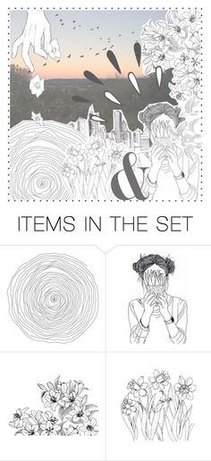 """""""Read the description for inactivity report"""" by those-anon-cuties ❤ liked on Polyvore featuring art"""