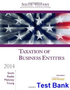 Test bank for managerial economics and strategy 2nd edition by test bank for south western federal taxation 2014 taxation of business entities 17th edition by fandeluxe Image collections