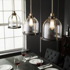 Pendant Lighting You'll Love in 2019 Lantern Pendant, Pendant Lighting, Chandelier, Ceiling Fan, Ceiling Lights, Wall Lights, Mini Pendant, Decoration, Glass Shades