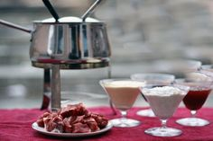 Christmas eve fondue recipes