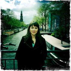 Rachel Khoo in Amsterdam voor de boeklancering van Chez Rachel