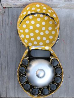 PDF Pattern for Essential Oil Diffuser Case/ PDF by GirlRestored