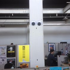 The Revision3 Offices get VandalEyes!